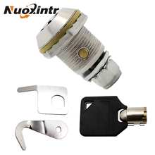 Nuoxintr 1 Set Motorcycle Tail Box Key Kit Aluminum Lock Accessories for Harley 1992-2013 Touring Dresser FL