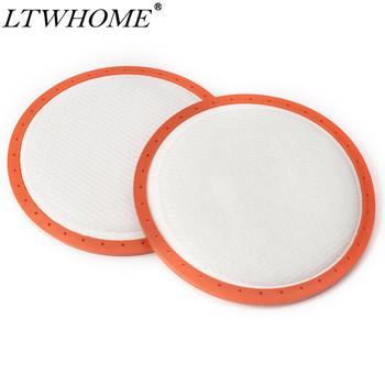 LTWHOME filtr silnika (125mm średnicy) dla Vax moc 8 Model U87-P7-PF i brud diabeł 2991001 Centrino CC2 M2991 odkurzacz tanie i dobre opinie fish Filters Accessories White and Red 125 mm 20 g pc VP12502 04