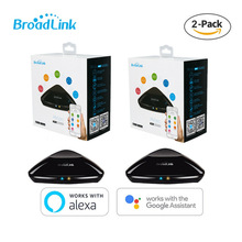 Broadlink RM PRO + 2019 Universele Intelligente MANDO A Slimme domótica WiFi + IR + RF Schakelaar Voor IOS Android Tel