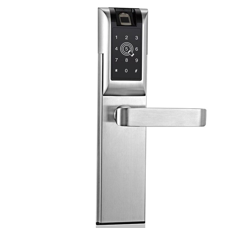 Smart Door Lock TTLock App Electronic Door Lock Intelligent Biometric Door Locks Fingerprint Door Lock Digital Password Keyless