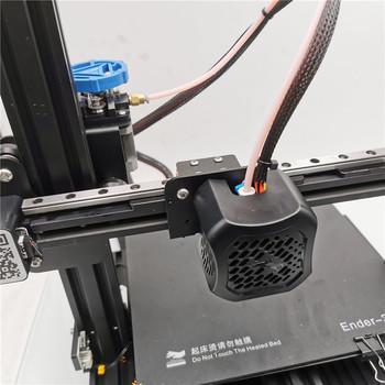 Funssor 1 zestaw Creality Ender-3 V2 drukarka 3D oś X MGN9H zestaw do modernizacji szyny liniowej dla Creality ender 3 v2 drukarka 3D liniowy mod tanie i dobre opinie CN (pochodzenie) Części sprzętu Części do maszyn linear rails for Creality Ender 3 V2 320mm length