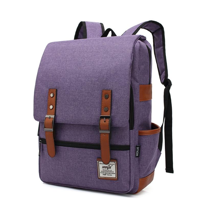 Black zip purple