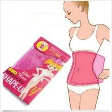 Reusable Slimming Fat Burner Belt Wrap Anti Cellulite Waist Belly Shaper Weight