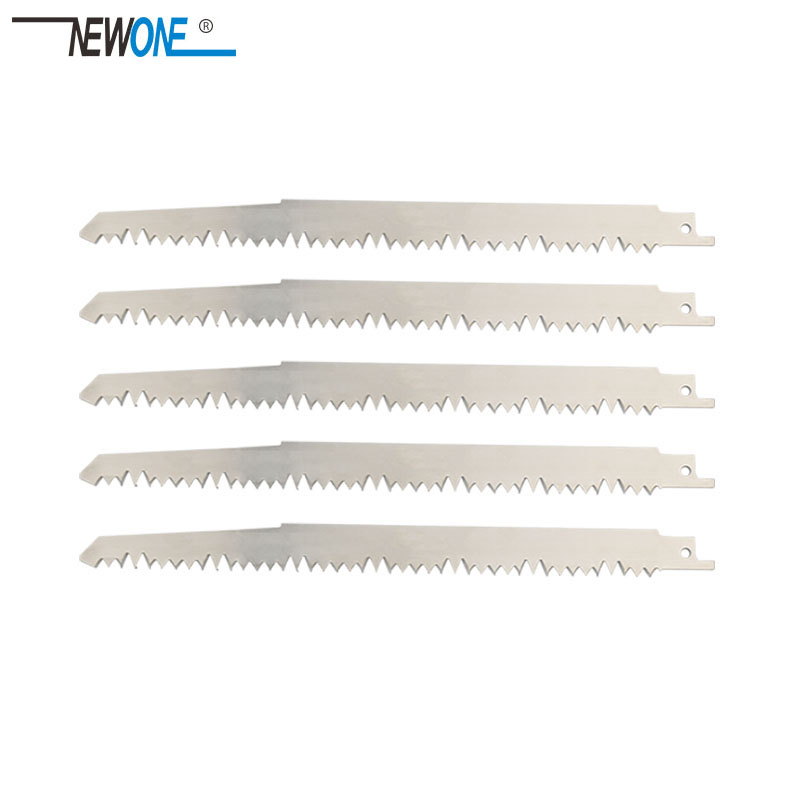 NEWONE 240mm Big Teeth Stainless Steel Reciprocating Saw Blade Saber Saw For Wood  Cutting Power Tools Accessories Sawzall