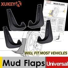 Universale Paraspruzzi Mud Flap Flaps Paraspruzzi Parafanghi Auto Auto SUV Camion Berlina Parafango della Ruota Anteriore Posteriore