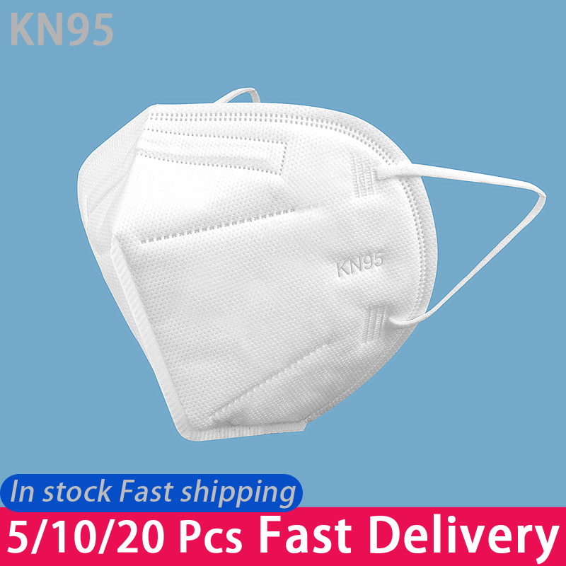 Ship To USA Medical-Disposable Elastic Protect Treadmill Security protection against viruses mask n95mask kn95mask pm25(China)