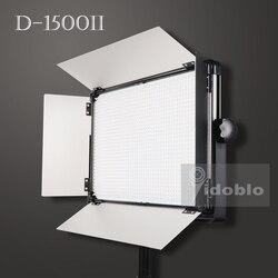 120W Led Video Light Yidoblo D-1500II Led Panel For Video Shoot 3200K 5500K Led Studio Light Led Lamp For Photo Shooting Youtube
