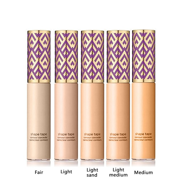Concealer Cream Face and Eyes Concealer Foundation Double Duty Beauty Shape Tape Contour Concealer 10ml - Different Shades 3