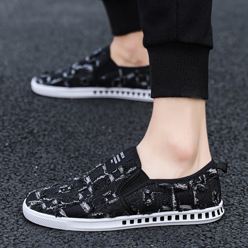Male Shoes Sneakers Men Adult Comfort Footwear T1-96 Loafers Business