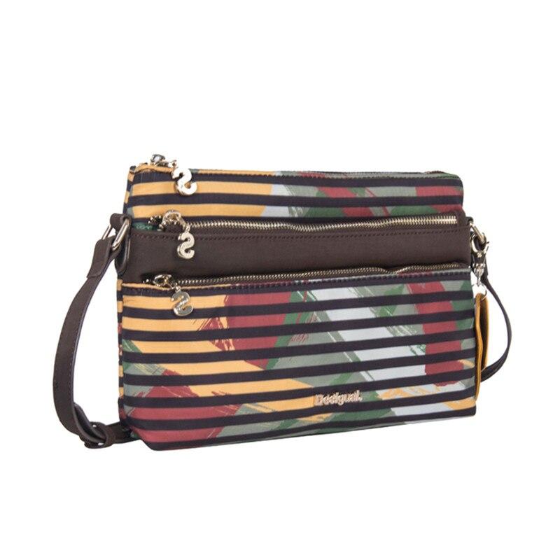 Wholesale Original Spain .desigual Women's Bag Clutch bag wallet Shoulder bag Ladies portable messenger(05