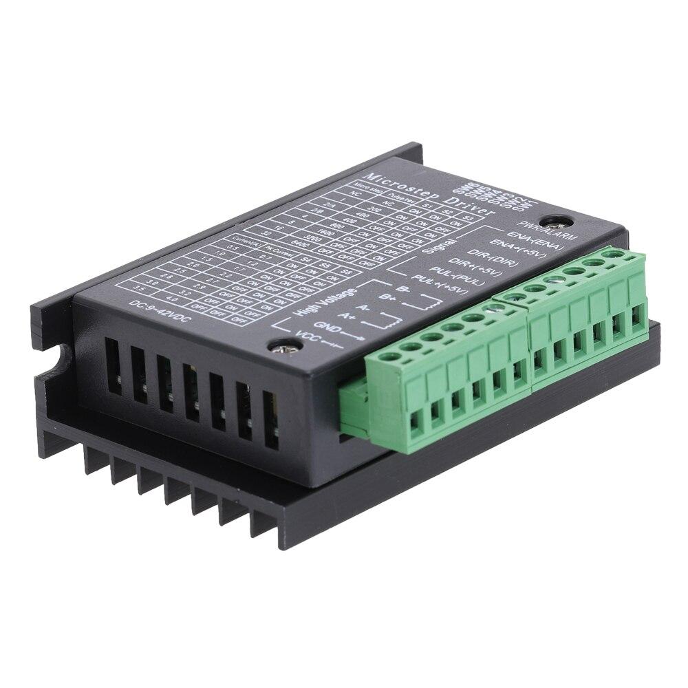 5 шт. 42/57/86 TB6600 фрезерный станок Драйвер шагового двигателя 4.0A 42VDC 32 сегментов Модернизированная версия для ЧПУ гравировальный станок