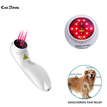 Therapeutic Laser For Pain Home Rehabilitation Physiotherapy Device Treatment Human Animal Pain Wound