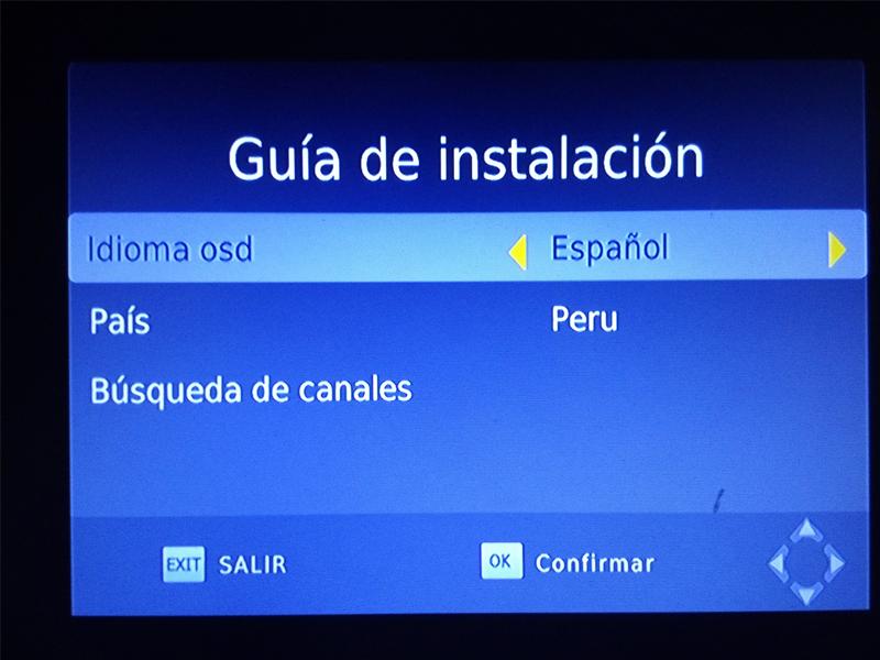 HD FTA ISDB-T receiver tv tuner Terrestrial for Brazil Argentina Chile Venezuela Costa Rica Philippines 9 -