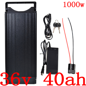 36V 500W 1000W Battery Pack 36V 10Ah 12Ah 13Ah 14Ah 15Ah 18Ah 20Ah 25Ah 28Ah 29Ah 30Ah 35Ah 40Ah lithium Electric Bike Battery image