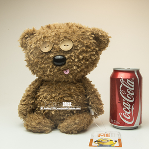 Image 1 - Free Shipping Original Despicable Me Bobs bear Tim Plush Stuffed Doll toys  Kids  gift