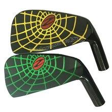 ホット販売新ゴルフヘッド Z クモ鍛造ゴルフアイアン 4 9P クラブヘッドなしアイアンシャフト Cooyute DHL 送料無料