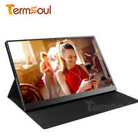 Portable Monitor 15.6 inches Screen display HDMI Type-C USB C IPS for Laptop XBox Switch Mobile Phone PS3 PS4 gaming monitor