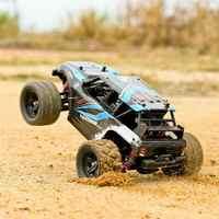 Kuulee 40 + MPH 1/18 skala RC samochód 2.4G 4WD szybki szybki zdalnie sterowany duży utwór