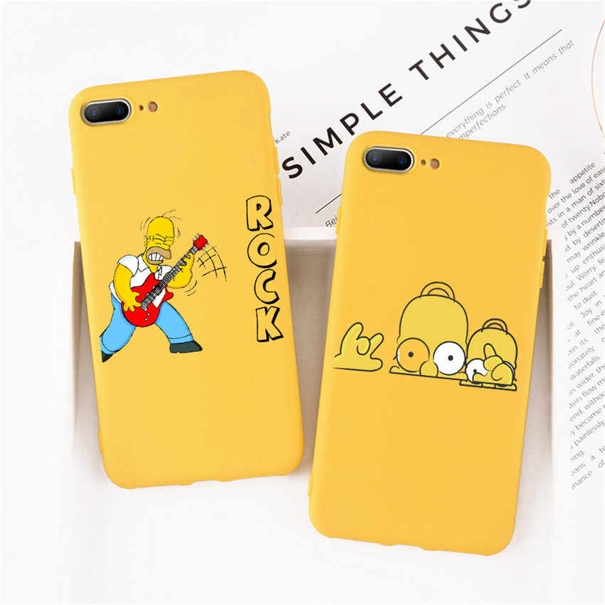 coque iphone 7 plus homer