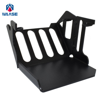 waase Oil Sump Protector Frame Guard Skid Plate Cover For Yamaha MT-09 Tracer / Tracer 900 GT 2016 2017 2018 2019 2020 free shipping ed skid plate guard fit for yamaha xg250 tricker xt250x serow250
