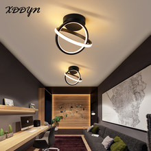 Modern ceiling lamp for living room bedroom cloakroom corridor aisle kitchen indoor ceiling light metal corridor lamp fixtures