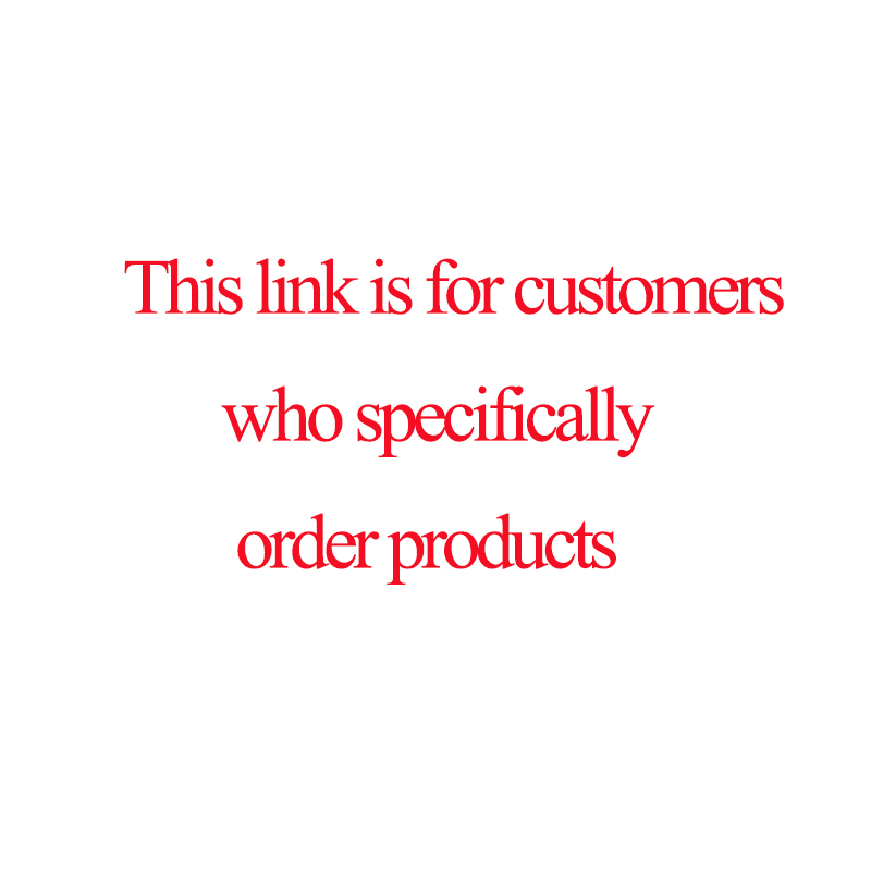 This Link Is For Special Customer Reorder Or Customize