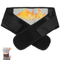 Band Back Support Belt Lumbar Women And Men Adjustable Waist Support Belt Heating Magnetik Fitness Warm Lower Protector