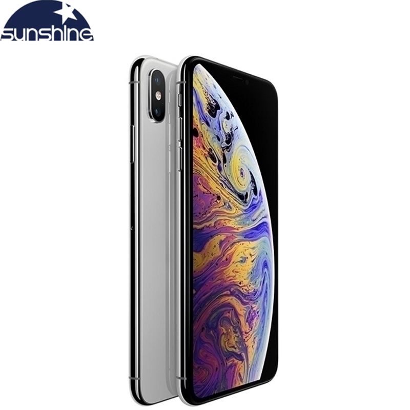 Original Apple iPhone XS Unlocked Entsperrt 4G LTE handy 5,8 ''12.0MP 4G RAM 64G/256/512G ROM Gesicht ID Handy iPhone XS