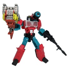 Version japon Perceptor avec petit rhinocéros Titans retour Robot figurine jouets classiques pour garçons LG56
