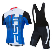 Hot Sale Summer Cycling Bicycle Bike Jersey BIB Short Breathable Bicicleta Riding Wear Ropa Ciclismo Cycling Clothes Clothing