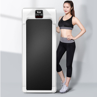Multi function Mini Home Treadmill Indoor Gym Stepper walking mat Fitness Body Building Running Simple Walking Machine