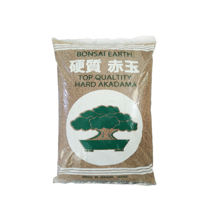 Akadama Clay 1-3mm Hard Nutrient Soil 1000g