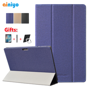 "Stand Case Cover for Teclast M30 4G 10.1"" Tablet PC Newest Protective Cover + film gfits(China)"