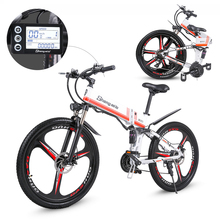 Electric-Bike Lithium-Battery Mountain Foldable Off-Road 26inch Adult New M80 350W