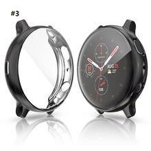 1 шт ТПУ чехол для часов samsung galaxy watch active 2 полный