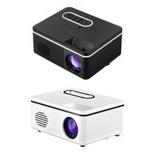S361 Портативный мини светодиодный проектор hdmi Совместимость