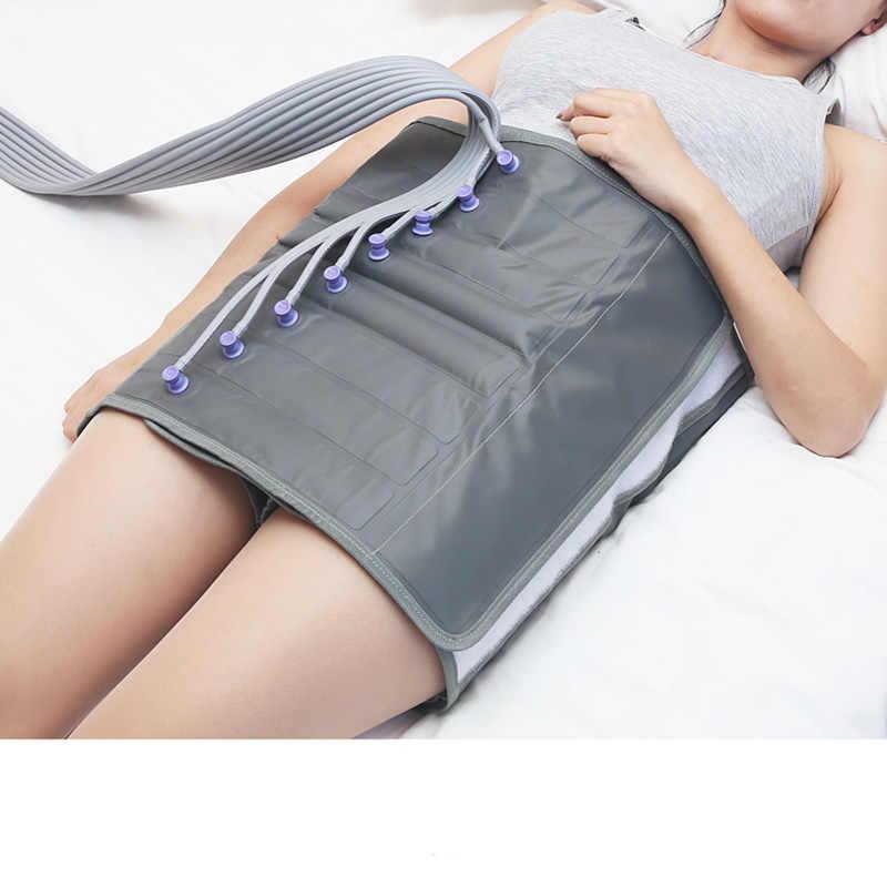 Luft Kompression Mit 8 Kammern Bein Arm Taille Vibration Massager Pneumatische Wraps Masaage Entspannen Und Fördern Die Durchblutung