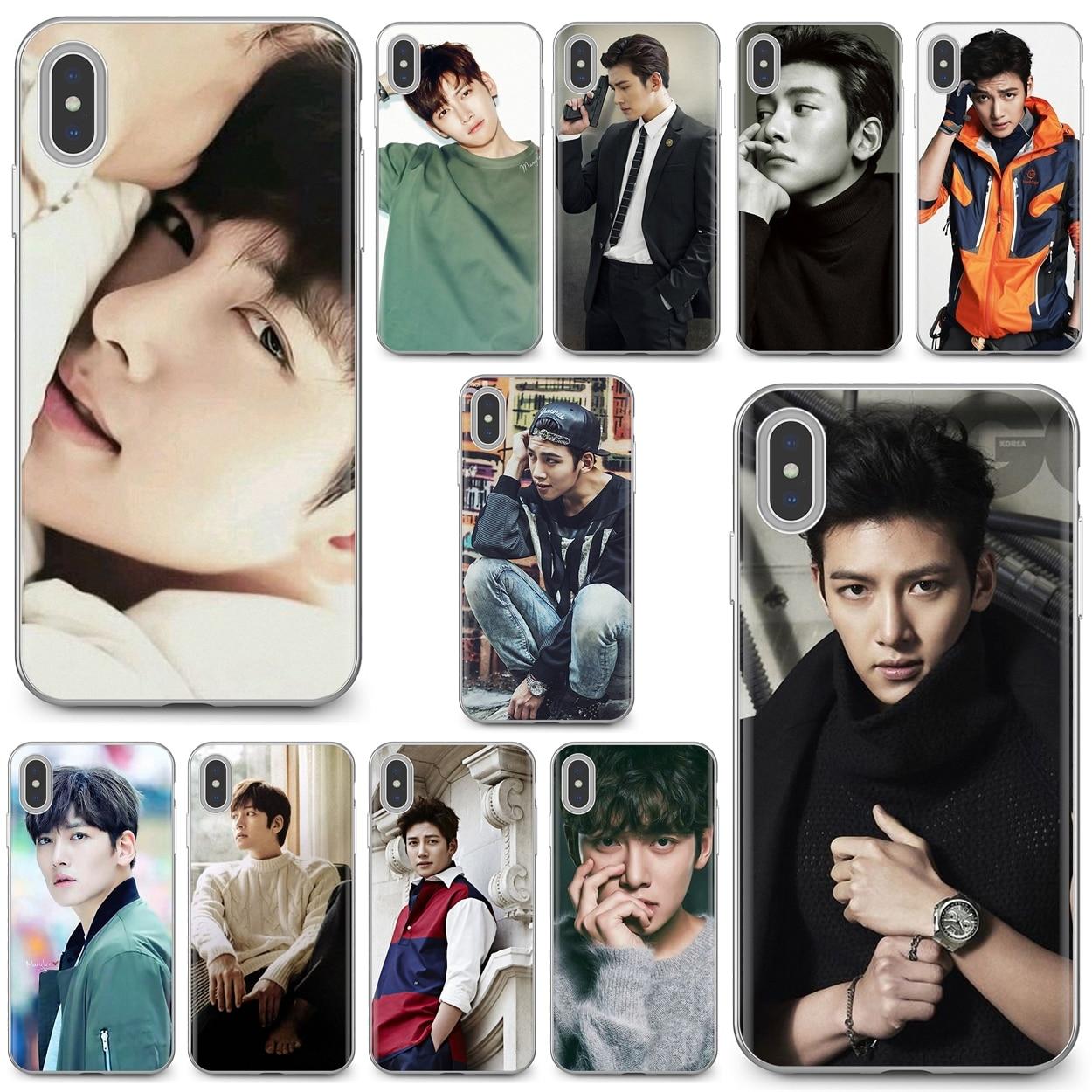 Slim Silicone Soft TPU Phone Case For Motorola Moto G G2 G3 X4 E4 E5 G5 G5S G6 Z Z2 Z3 C Play Plus Ji Chang Wook Korean Actor