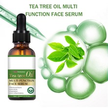 Tea Tree Acne Treatment Serum Anti Scar Facial Essence Skin Care Whitening Pimple Remover Face 30ml