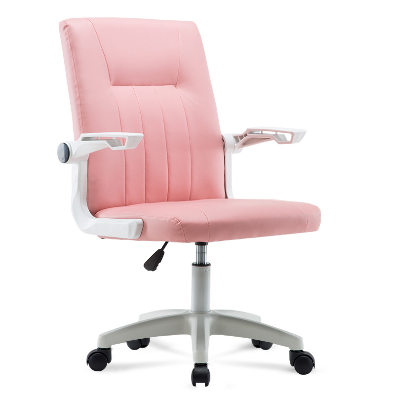 Computer Chair Household Student Dormitory Backrest  Anchor Rechair Office  Simple Ergonomics Boss
