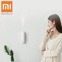 Xiaomi Deerma automatische parfüm spritzen maschine Schiebe typ spray typ luftreiniger Schlafzimmer lufterfrischer smart fernbedienung-in Reinigungsbürsten aus Heim und Garten bei