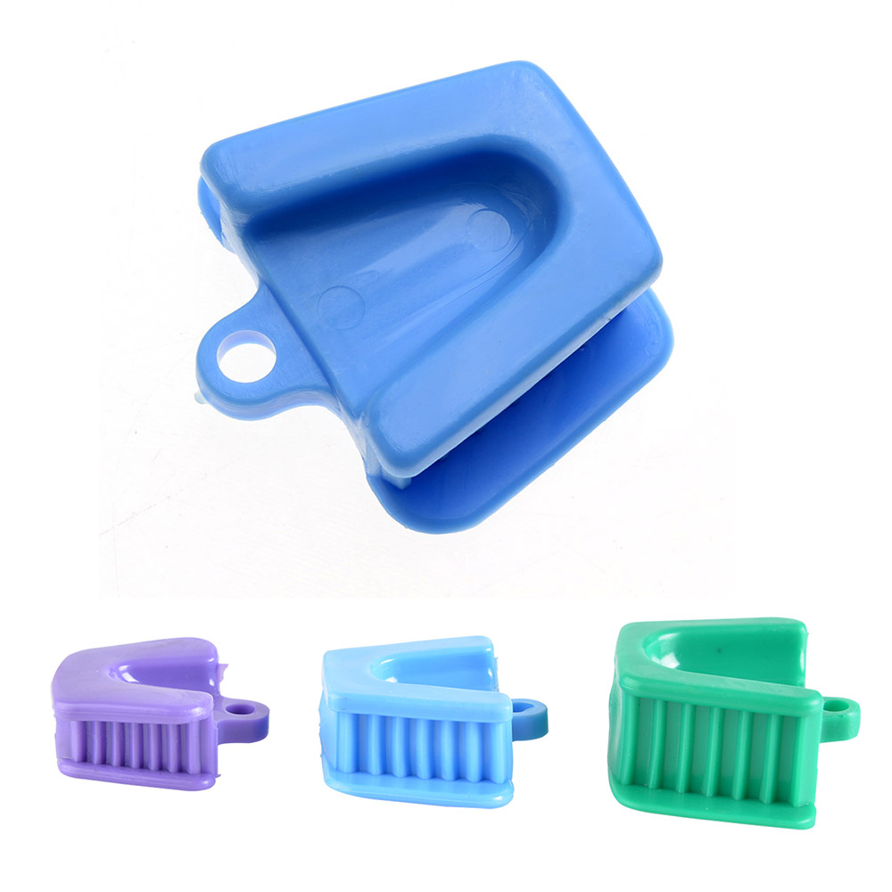 Image 2 - Opener mouth pad inner support tooth occlusal pad mouthparts dental supplies large  medium and small size Mouth Prop Bite Rubbe