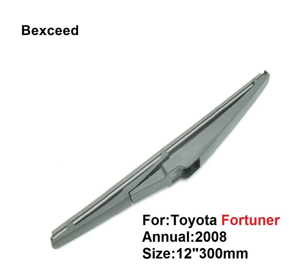 Щетка стеклоочистителя задняя для Toyota Fortuner, 12 дюймов/305 мм, 2005 ~ 2015