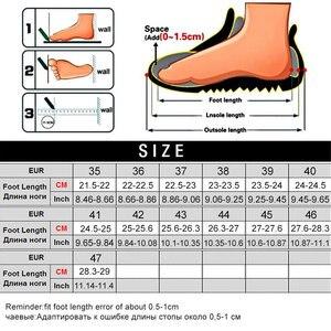 Image 5 - Mwy moda meia tênis feminino respirável elasticidade voando tecido casal sapatos casuais sola macia zapato mujer cunha plataforma