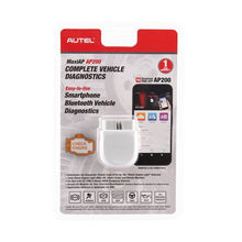 Autel AP200 MaxiAP OBD2 Code Reader AP-200 with Full System Diagnoses Simplified Edition of MK808 10pcs/lot(China)