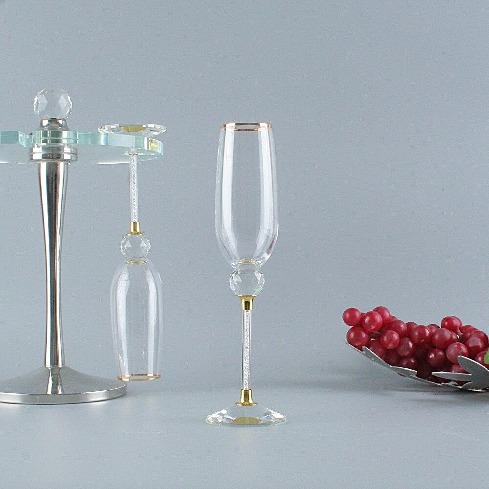 verre a champagne original pour boire des verres a vin de mariage pour le vin lunettes de cadeau de saint valentin pour les petits amis