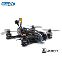 GEPRC CineStyle 4K F7 Dual Gyro Flight Controller 35A ESC 1507 3600KV Brushless Motor For RC DIY FPV Racing Drone