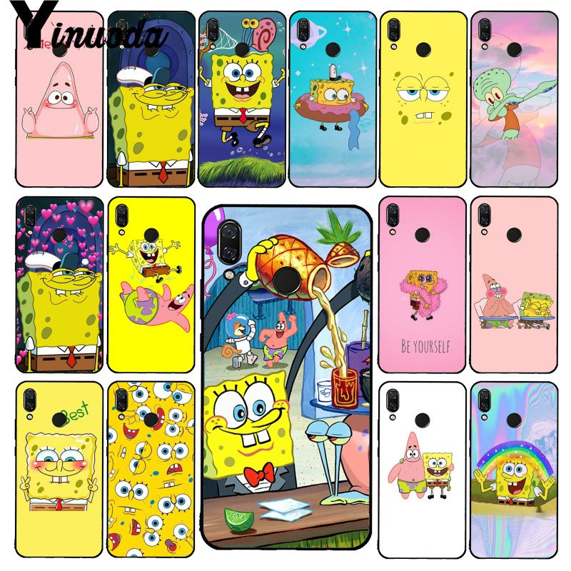 Yinuoda Phone-Case Sponge Bob Redmi4x6a Xiaomi Note4 5-5plus For Redmi4x6a/S2/Go-redmi/..