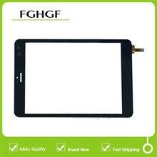 Novo sensor de vidro do digitador do painel da tela de toque de 7.9