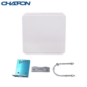 Image 1 - CHAFON UHF 5dbi rfid antenna 865 868mhz / 902 928mhz passive circular polarization with SMA connector for warehouse management